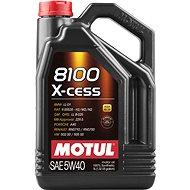 MOTUL 8100 X-CESS 5W40 5L - Olej