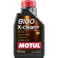 MOTUL 8100 X-CLEAN + 5W30 1L - Olej