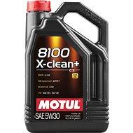 MOTUL 8100 X-CLEAN+ 5W30 5L - Olej