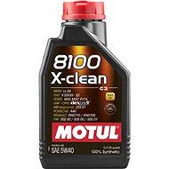 MOTUL 8100 X-CLEAN 5W40 1 L - Olej