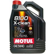 MOTUL 8100 X-CLEAN 5W40 5L - Olej