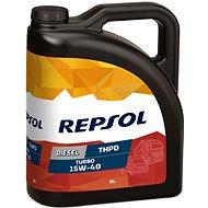 REPSOL DIESEL TURBO THPD 15W40 5l - Olej
