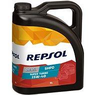 REPSOL DIESEL SUPER TURBO SHPD 15W40 5l - Olej
