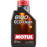 MOTUL 8100 ECO-CLEAN 0W30 1L - Olej