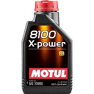 MOTUL 8100 X-POWER 10W60 1L - Olej