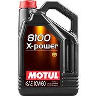 MOTUL 8100 X-POWER 10W60 5L - Olej