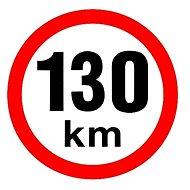 AGADOS Samolepka 130 km - Príslušenstvo