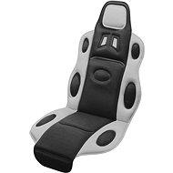 Compass Poťah sedadla RACE čierno-sivý - Autopoťahy