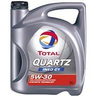TOTAL QUARTZ INEO C1 5W30 - 5 litrů - Olej