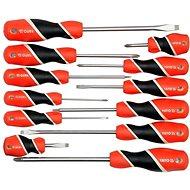 Yato Súprava skrutkovačov 12 ks, 3-8 mm, + PH0-PH3, SQ1, SQ2 - Súprava
