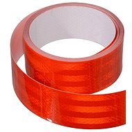 Samolepiaca páska reflexná 1 m × 5 cm, červená - Páska