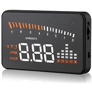 "Compass Monitor s HUD projekčným displejom 3,5"" - Projektor"