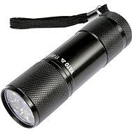 YATO Svietidlo 9 LED (ALU) - Svietidlo