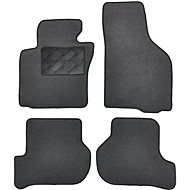 Velcar textilné autokoberce pre Škoda Rapid / Rapid Spaceback (2012-) - Autokoberce
