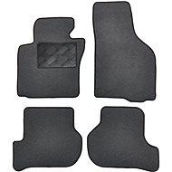 Velcar textilné autokoberce pre Škoda Roomster (2006-) - Autokoberce