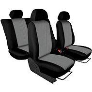 Velcar autopoťahy pre Škoda Fabia II Hatchback / Combi (2007-2012) vzor F71 - Autopoťahy