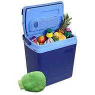 Compass Chladiaci box 25litrov BLUE 220/12V displej s teplotou - Autochladnička