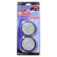 Compass Svetlá denného svietenia guľaté 18 LED/12 V - Svetlá
