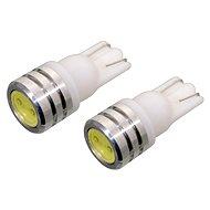 COMPASS 1 SUPER LED 12 V T10 biela 2 ks - Autožiarovka