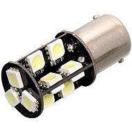 Compass Žiarovka 19 SMD LED 12 V Ba15s s rezistorom CAN-BUS ready biela - Autožiarovka