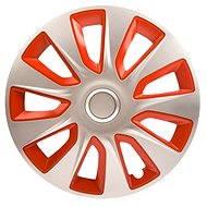 STRATOS SILVER RED 16 - Disk na kolesá