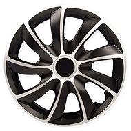 QUAD 16 Strieborno-čierne - Disk na kolesá