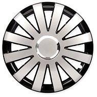 """ONYX 16 """"Strieborno-čierne - Disk na kolesá"""