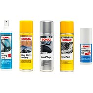 SONAX Balíček zimnej autokozmetiky - Čistiaci prostriedok