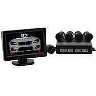 COMPASS Parkovací asistent 4 senzory + zadná kamera