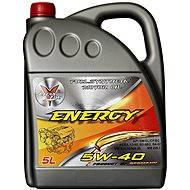 ENERGY motorový olej 5W-40 5litrov - Olej