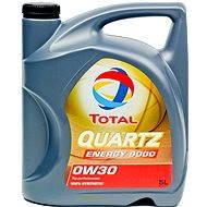 TOTAL QUARTZ 9000 ENERGY 0W30 - 5 liter - Olej