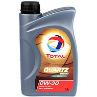 TOTAL QUARTZ 9000 0W30 - 1 liter - Olej
