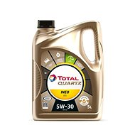 TOTAL QUARTZ INEO ECS 5W30 - 5 litrov - Olej