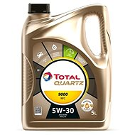 TOTAL QUARTZ 9000 FUTURE NFC 5W30 - 5 liter - Olej