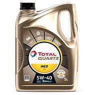 TOTAL QUARTZ INEO MC3 5W40 - 5 litrov - Olej