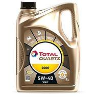 TOTAL QUARTZ 9000 5W40 - 5 litrov - Olej