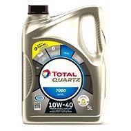 TOTAL QUARTZ DIESEL 7000 10W40 - 5 litrov - Olej