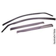 Deflektory pre Peugeot 508 4-dver. 11- SW - deflektory