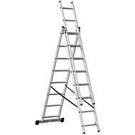 G21 3-dielny 5,1m, 3x8 priečok - Rebrík
