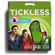 TickLess Human, zelený - Repelent