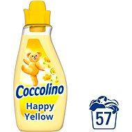 COCCOLINO Happy Yellow 2 l (57 praní) - Aviváž