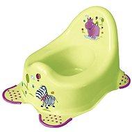 OKT Detský nočník HIPPO - zelený - Nočník