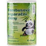 T-tomi Bambusové separačné plienky - Detské plienky