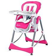 Caretero Bistro - ružová - jedálenská stolička