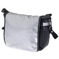Caretero taška na kočík - čierna / béžová - Taška na kočík