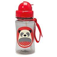 Skip hop Zoo Fľaštička so slamkou - Panda - Fľaša na pitie