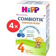 HiPP 4 Junior Combiotik - 4x 600g - Dojčenské mlieko