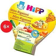 HiPP BIO Mini-Rigatoni so zeleninou v smotanovej omáčke - 6x 250g - Detský príkrm