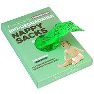 BEAMING BABY Vrecká na plienky (60 ks) - Sáčky na plienky