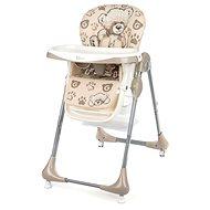 G-mini Melisa, Macko, béžová - Jedálenská stolička